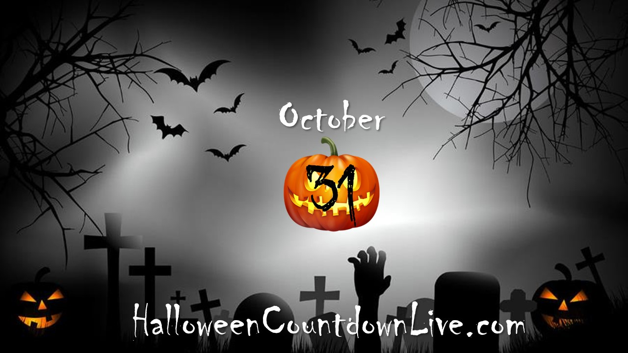 countdown to halloween | days until halloween